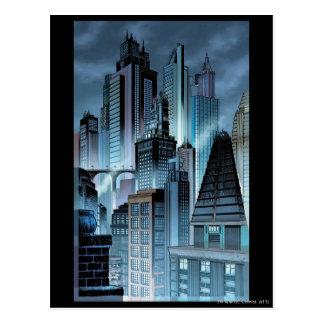 Batman Urban Legends - BKGD 3 Postcard