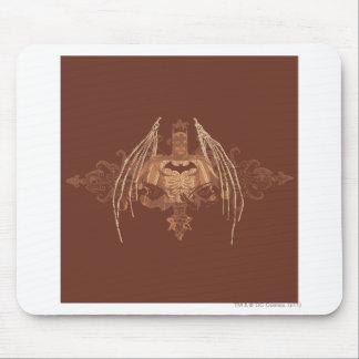 Batman Urban Legends - Brown Bat Wings Mouse Mat