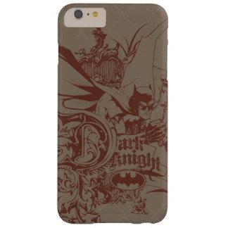 Batman Urban Legends - Brown Dark Knight Barely There iPhone 6 Plus Case