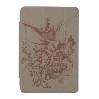 Batman Urban Legends - Brown Dark Knight iPad Mini Cover