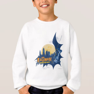 Batman Urban Legends - Dark Knight Cityscape Sweatshirt