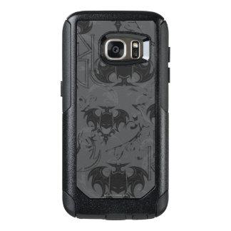 Batman Urban Legends - Dark Knight Goth Pattern OtterBox Samsung Galaxy S7 Case