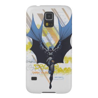 Batman Urban Legends - Dark Knight Graffiti Case For Galaxy S5