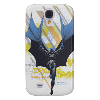 Batman Urban Legends - Dark Knight Graffiti Galaxy S4 Case