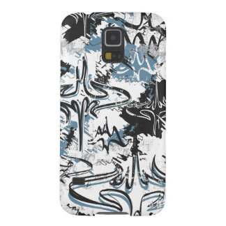 Batman Urban Legends - Graffiti Bat Pattern Galaxy S5 Covers