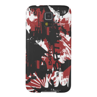 Batman Urban Legends - Graffiti Cityscape 1 Cases For Galaxy S5