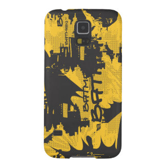 Batman Urban Legends - Graffiti Cityscape 2 Galaxy S5 Case