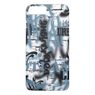 Batman Urban Legends - Graffiti Text Blue/ iPhone 8 Plus/7 Plus Case