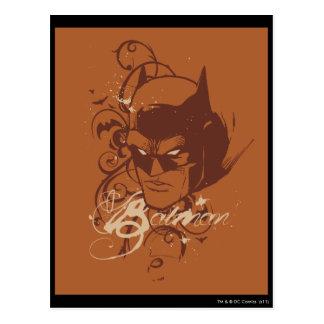 Batman Urban Legends - Orange Mask 2 Postcard