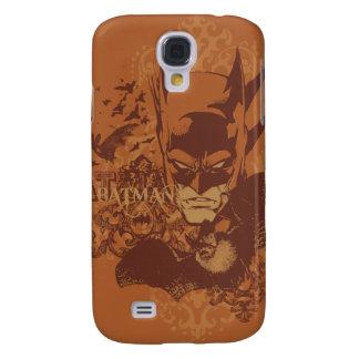 Batman Urban Legends - Orange Mask Galaxy S4 Case