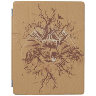 Batman Urban Legends - Tan/Brown Organic Batman iPad Cover