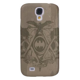 Batman Urban Legends - The Dark Knight Crest Galaxy S4 Case