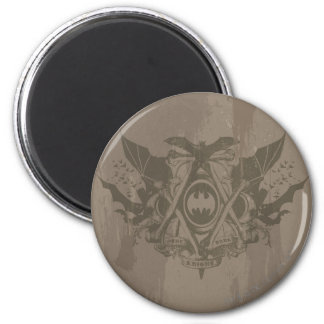 Batman Urban Legends - The Dark Knight Crest Magnet