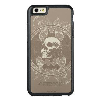 Batman Urban Legends - White/Taupe Skull OtterBox iPhone 6/6s Plus Case