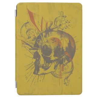 Batman Urban Legends - Yellow Skull iPad Air Cover