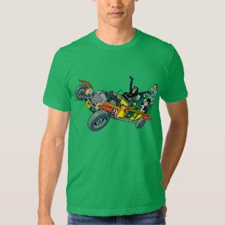 Batman Villains In Jokermobile Shirt
