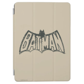 Batman | Vintage Symbol Logo iPad Air Cover