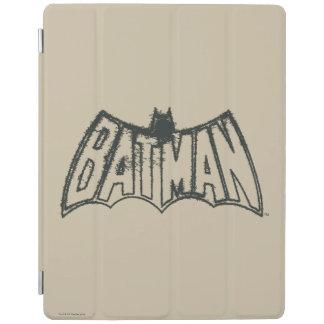 Batman   Vintage Symbol Logo iPad Cover