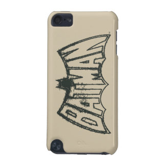 Batman | Vintage Symbol Logo iPod Touch 5G Case
