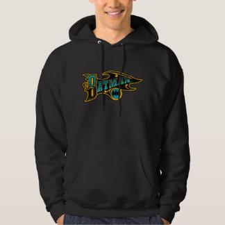 Batman | Vintage Turquoise Logo Hoodie