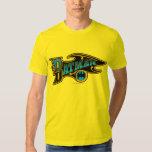 Batman | Vintage Turquoise Logo Tee Shirts