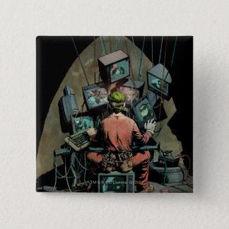 Batman Vol 2 #14 Cover 15 Cm Square Badge