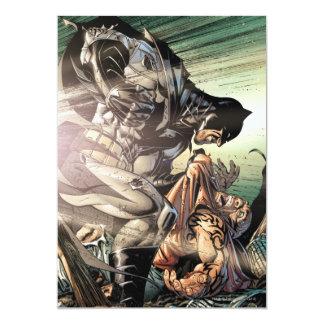 Batman Vol 2 #18 Cover 13 Cm X 18 Cm Invitation Card