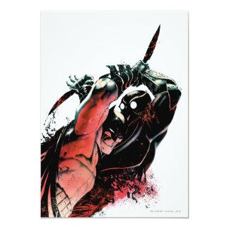 Batman Vol 2 #3 Cover 13 Cm X 18 Cm Invitation Card