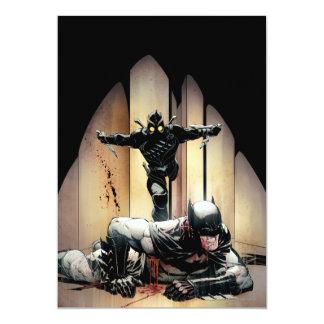 Batman Vol 2 #5 Cover 13 Cm X 18 Cm Invitation Card