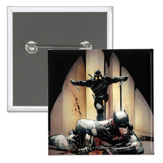Batman Vol 2 #5 Cover 15 Cm Square Badge