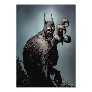 Batman Vol 2 #6 Cover 13 Cm X 18 Cm Invitation Card
