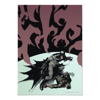 Batman Vol 2 #7 Cover 13 Cm X 18 Cm Invitation Card