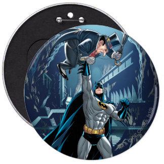 Batman vs. Penguin Pinback Buttons