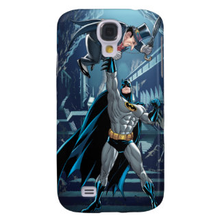 Batman vs. Penguin Galaxy S4 Case