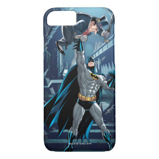 Batman vs. Penguin iPhone 8/7 Case