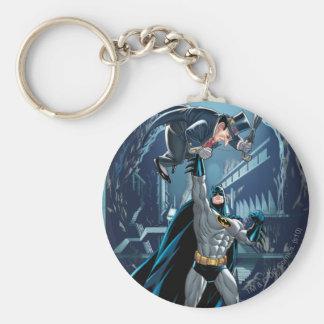 Batman vs. Penguin Key Ring