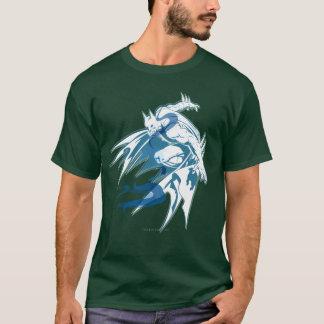 Batman Water Tonal Collage T-Shirt