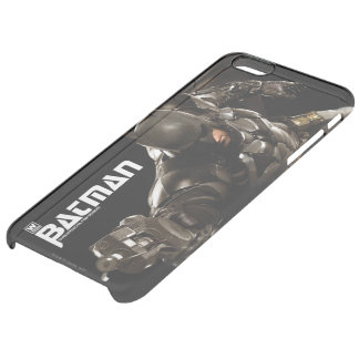 Batman With Batclaw Clear iPhone 6 Plus Case