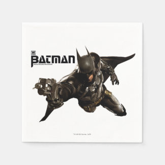 Batman With Batclaw Disposable Napkins