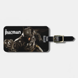 Batman With Batclaw Luggage Tag