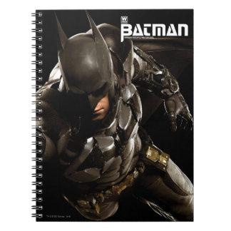 Batman With Batclaw Notebook