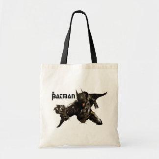 Batman With Batclaw Tote Bag