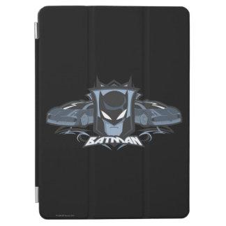Batman with Batmobiles iPad Air Cover