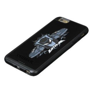Batman with Batmobiles OtterBox iPhone 6/6s Plus Case