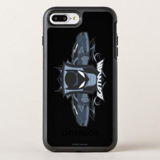 Batman with Batmobiles OtterBox Symmetry iPhone 8 Plus/7 Plus Case