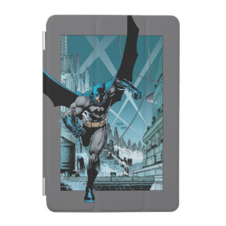 Batman with city background iPad mini cover