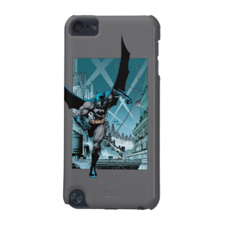 Batman with city background iPod touch 5G cover