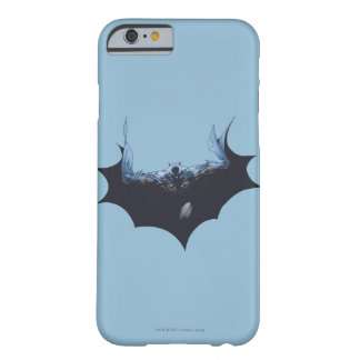 Batman with dark cape barely there iPhone 6 case