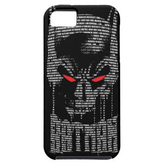 Batman With Mantra iPhone 5 Cover