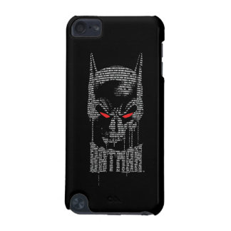 Batman With Mantra iPod Touch 5G Covers
